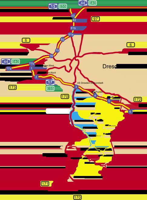 Routenbeschreibung